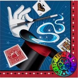 Tovagliolo 33x33 cm Magic Party