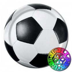 Calcio fanatic soccer piatto 18 cm 8 pz.