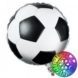 """Calcio fanatic soccer pallone foil 18"""" - 45 cm"""