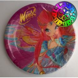 Piatto 18 cm Winx