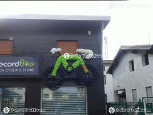 Allestimento palloncini per inaugurazioni negozi e aziende - balloon artist per ogni esigenza