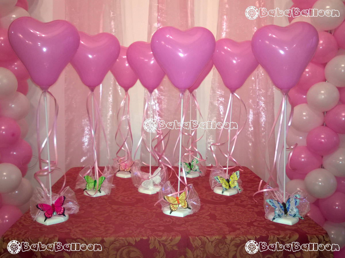 Fabuleux Allestimenti palloncini per battesimi - bababalloon NQ26
