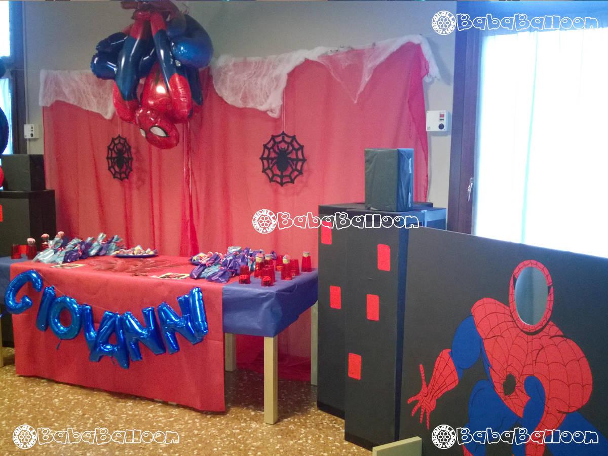 Allestimenti di palloncini per compleanni bababalloon - Composizione palloncini da tavolo ...