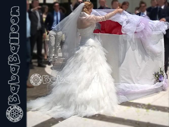 Eccezionale Allestimenti di palloncini matrimoni - bababalloon CM44