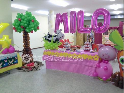 Tavolo Compleanno Bimbo : La festa di compleanno a tema nemo per edoardo mammamogliedonna