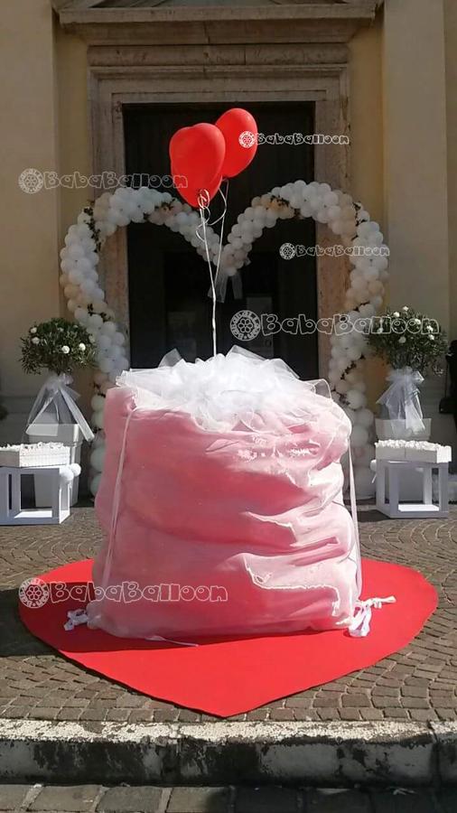 Favorito Allestimenti di palloncini matrimoni - bababalloon FQ74