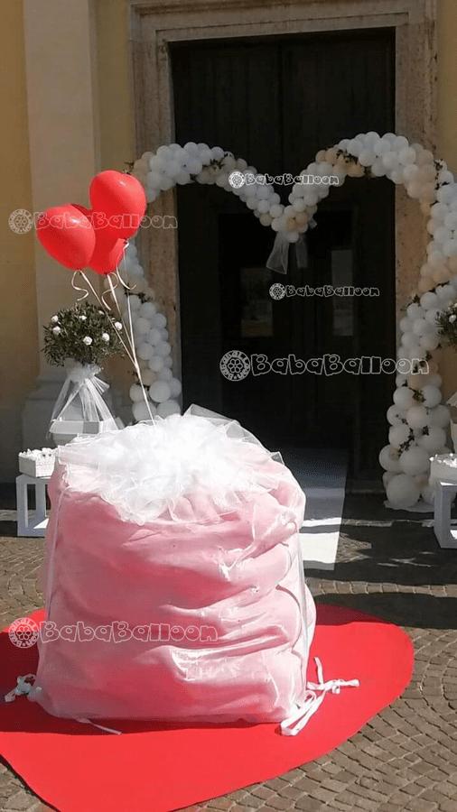 Amato Allestimenti di palloncini matrimoni - bababalloon MK06