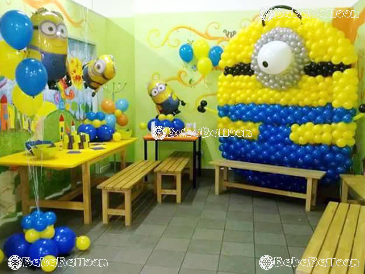 Allestimenti di palloncini per compleanni bababalloon for Decorazioni feste
